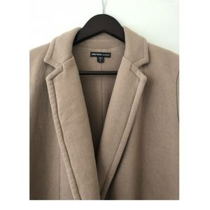 James Perse Jackets & Coats - James Perse Camel Beige overcoat - classic look